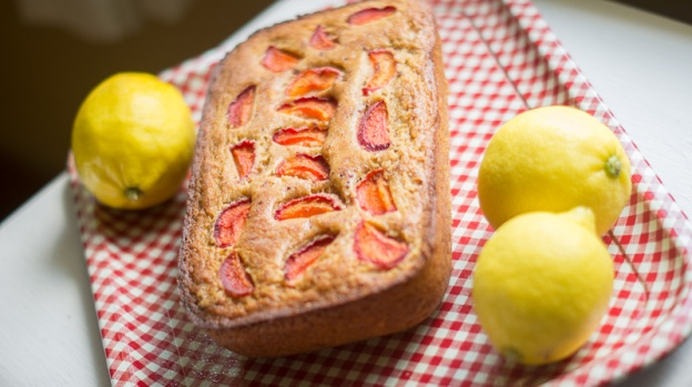 Red Apricot Banana Bread