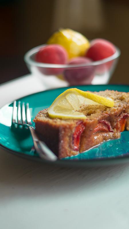 Red Apricot Banana Bread
