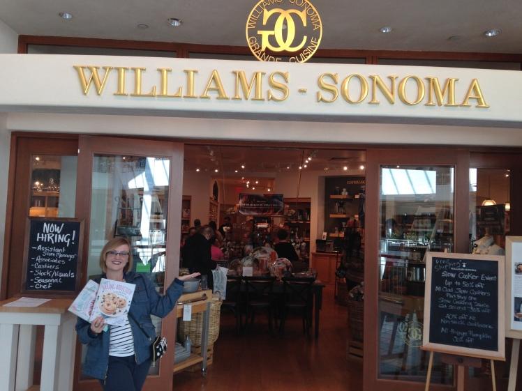 Williams Sonoma MOA