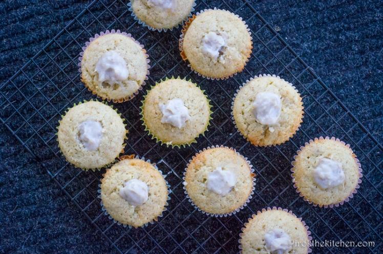 Banana Split Cupcakes-13