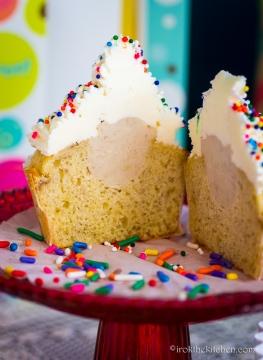 Banana Split Cupcakes-43