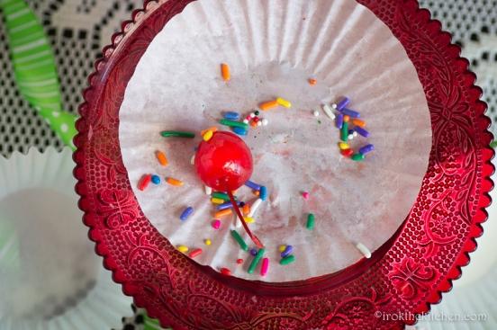Banana Split Cupcakes-45