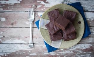 Zucchini Brownies 6