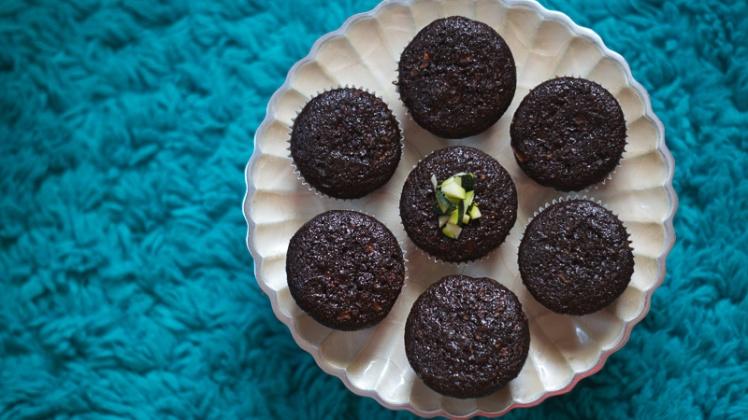 Zucchini Muffins 5