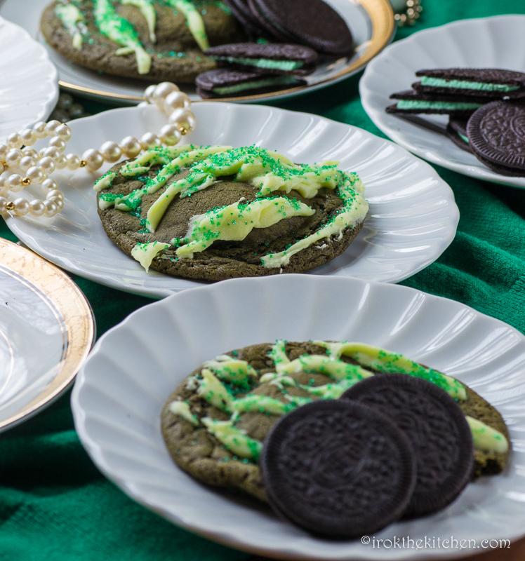 Flying Saucer Cookies-18