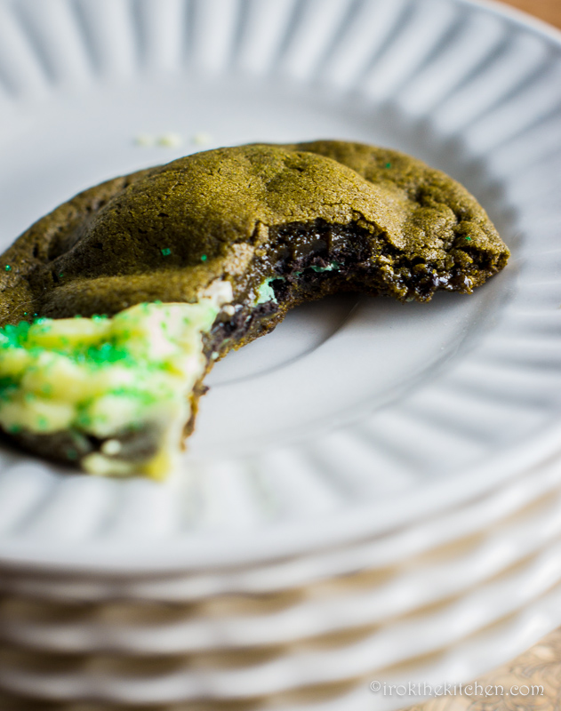 Flying Saucer Cookies-3