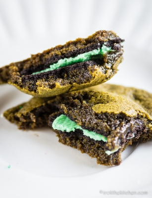 Flying Saucer Cookies-7