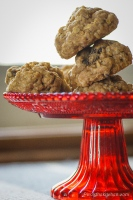 Oatmeal Raisin Cookies-11