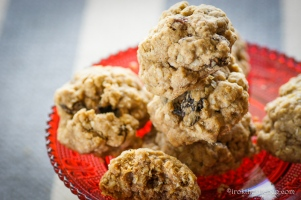 Oatmeal Raisin Cookies-13