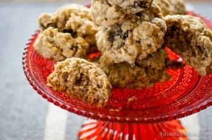 Oatmeal Raisin Cookies-15