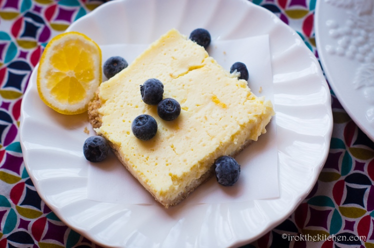 Lemon Cheesecake Bars-11