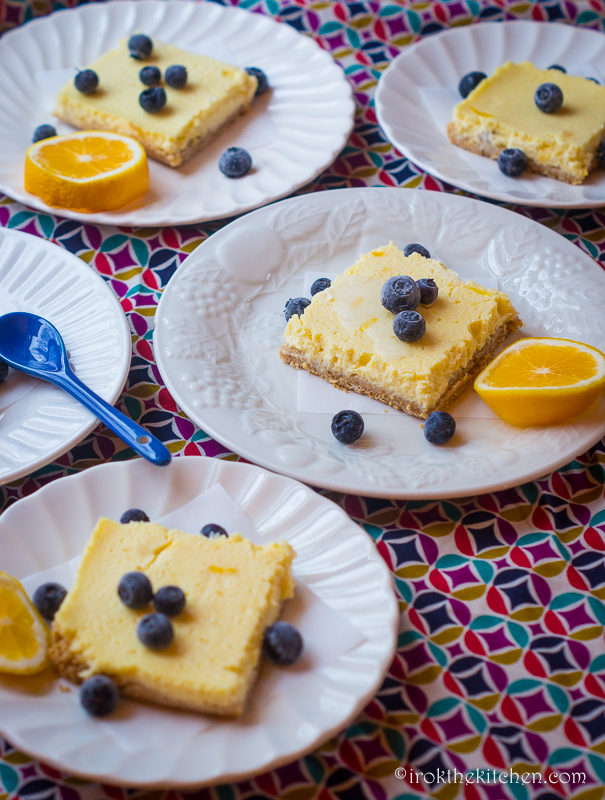 Lemon Cheesecake Bars-9