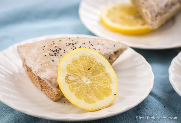 Lemon Poppyseed Scones-21