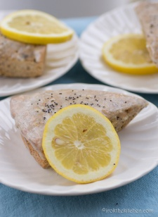Lemon Poppyseed Scones-22