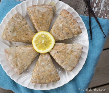 Lemon Poppyseed Scones-7