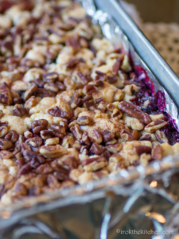 Berry Rhubarb Crumble Bars-6