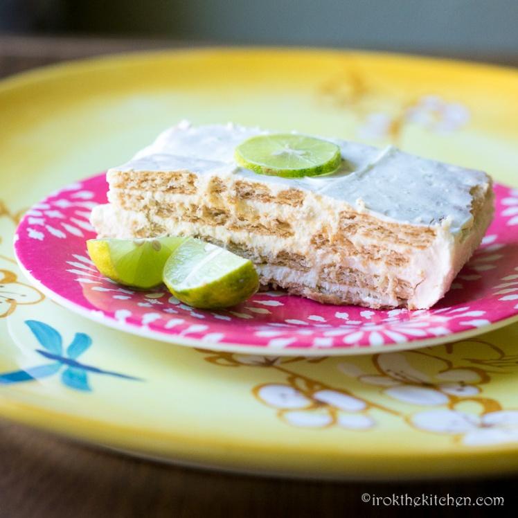 Keylime IceBox Cake-1