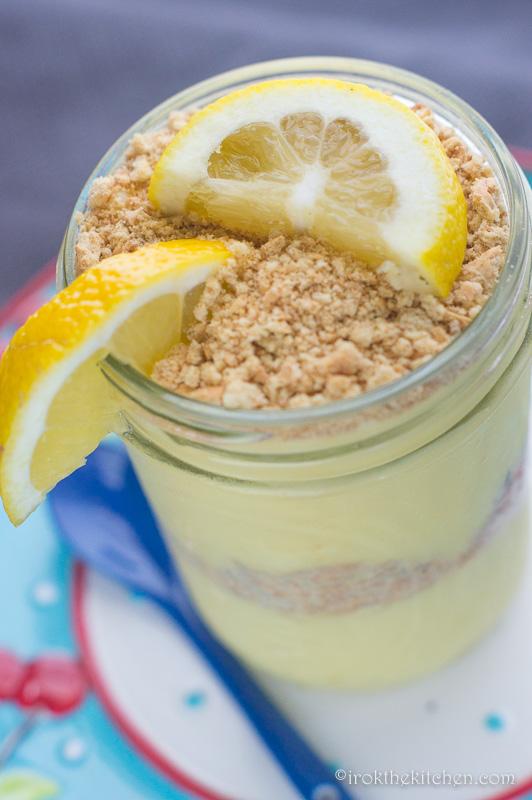 Lemon Pudding Cup-7