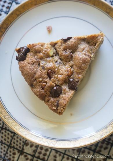 Skillet Cookie-6