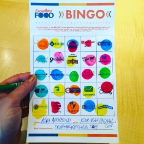 Meet a Brand Bingo